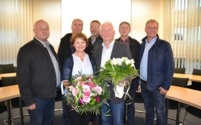 Christoph Hüntelmann zum Samtgemeindebürgermeister gewählt