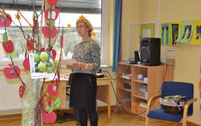 Verabschiedung der Rektorin der Grundschule Hilkenbrook