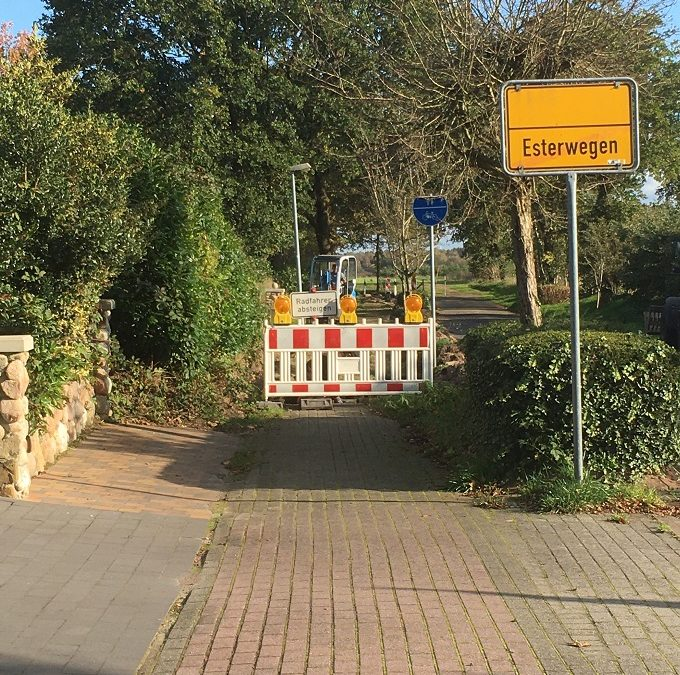 "Radwegeverbindung ""Zum Erikasee"""