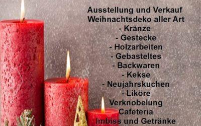 Lichtermarkt in Bockhorst am 23.11.2019 ab 14:00 Uhr beim Heimathaus