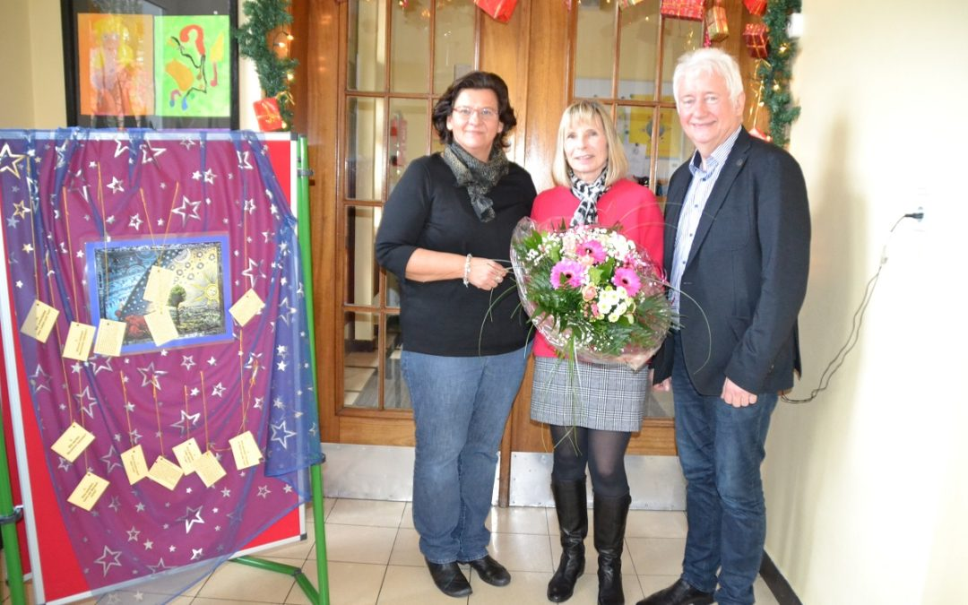 Neue Rektorin an der Grundschule Hilkenbrook
