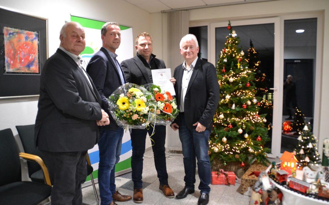 Ratssitzung der Gemeinde Esterwegen