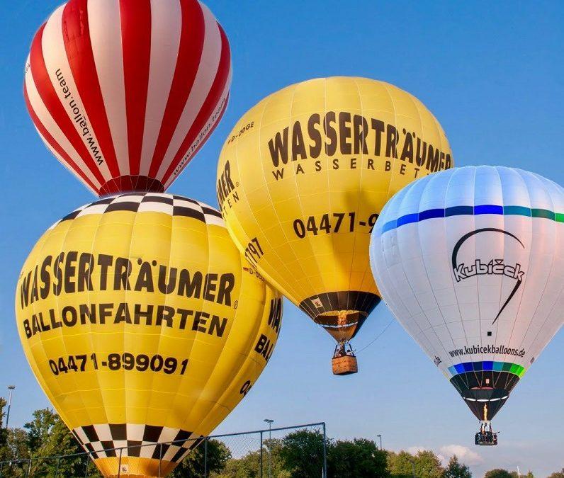 1. Surwolder Ballonfestival