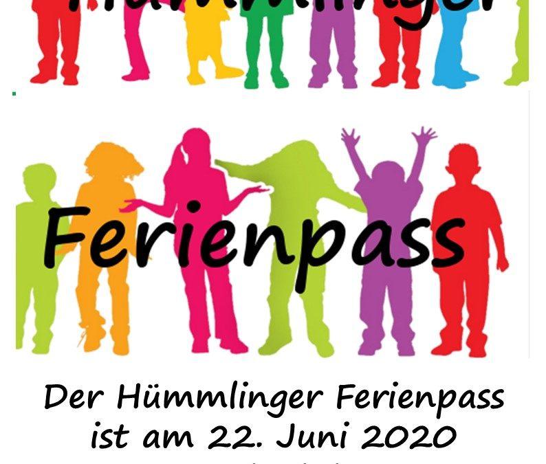 Hümmlinger Ferienpass 2020 ist gestartet