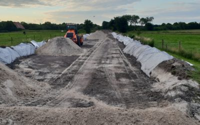 Bauarbeiten an der K 150