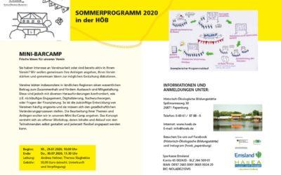 Mini-Barcamp (Workshop Vereinsarbeit)